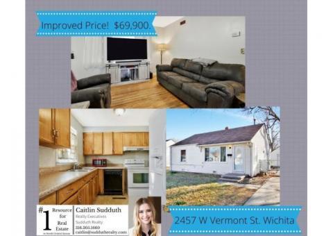 2457 W Vermont St Wichita